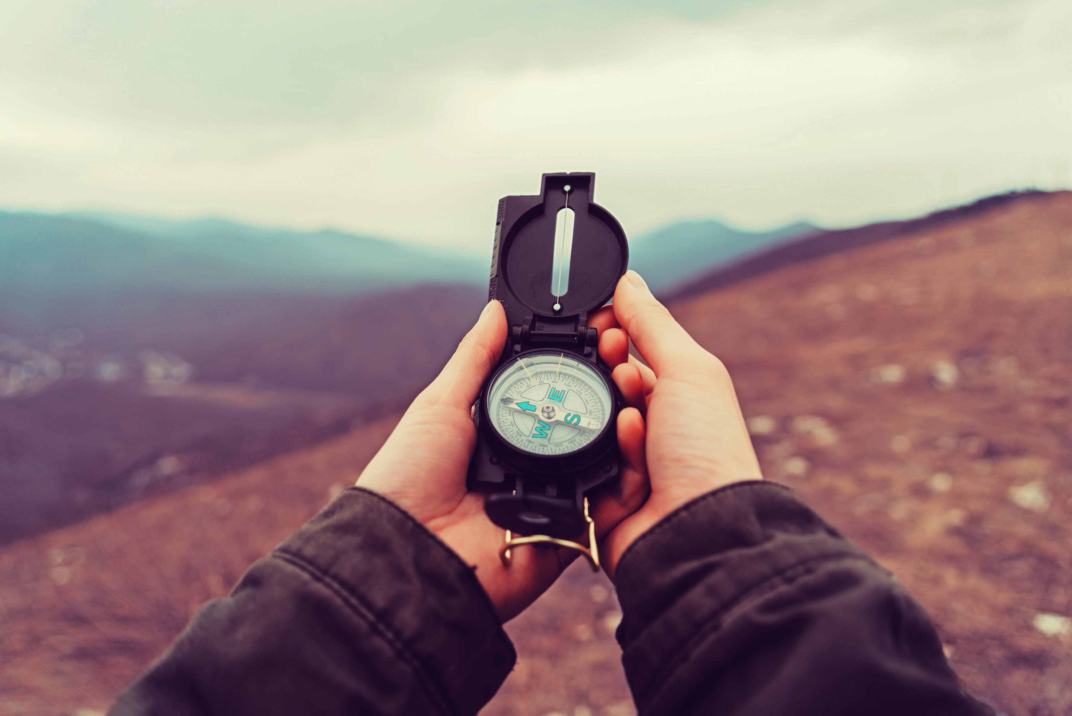 Setting the Compass For Your Life:  Writing Your Mission and Vision Statements