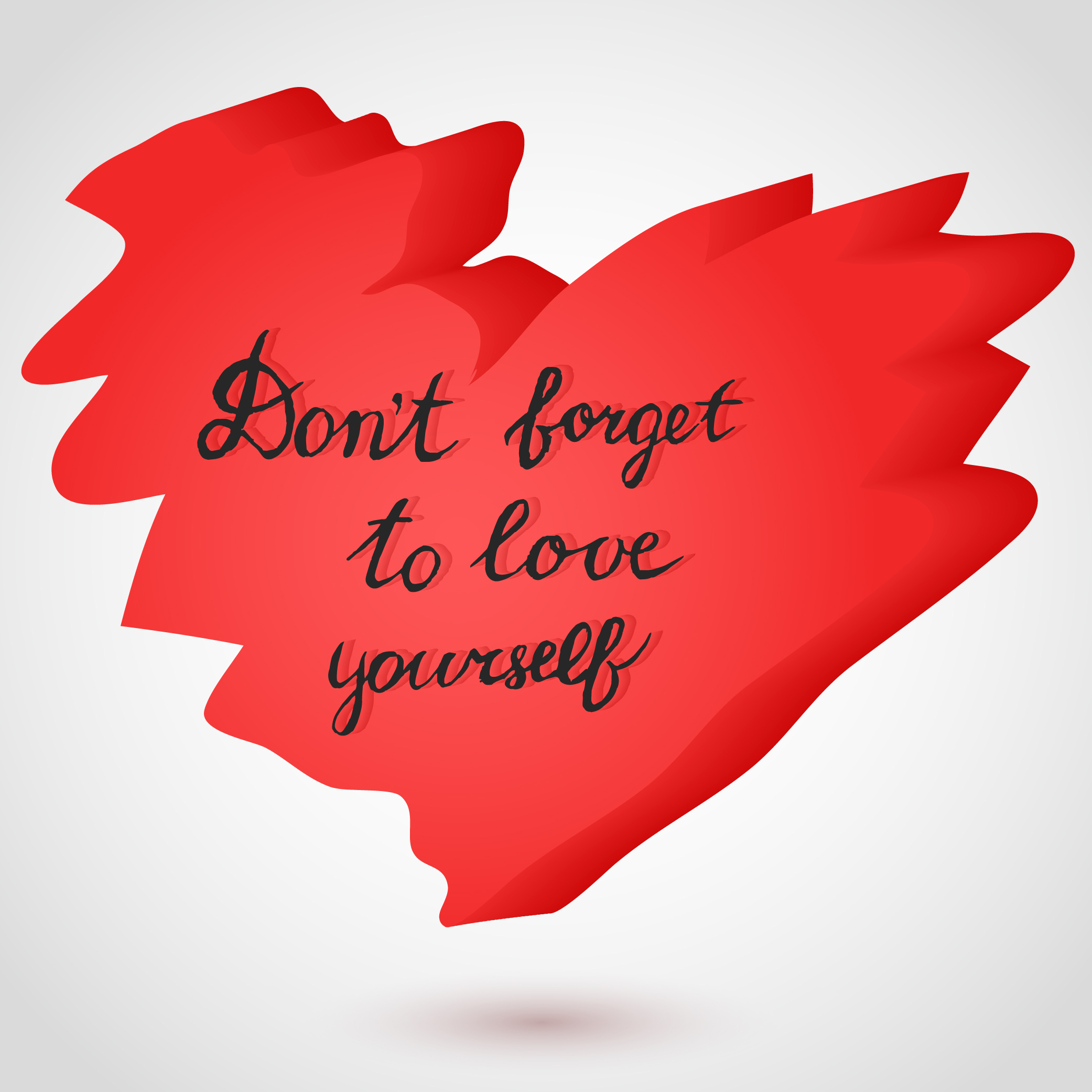 Loving Yourself:  The Commandment That's Rarely Talked About…